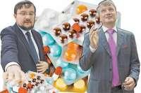 Герман Греф и Алексей Репик покоряют аптечный рынок