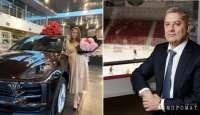 Экс-вице-губернатор-матерщинник Иван Сеничев подарил дочери «Порше» за 5 млн рублей